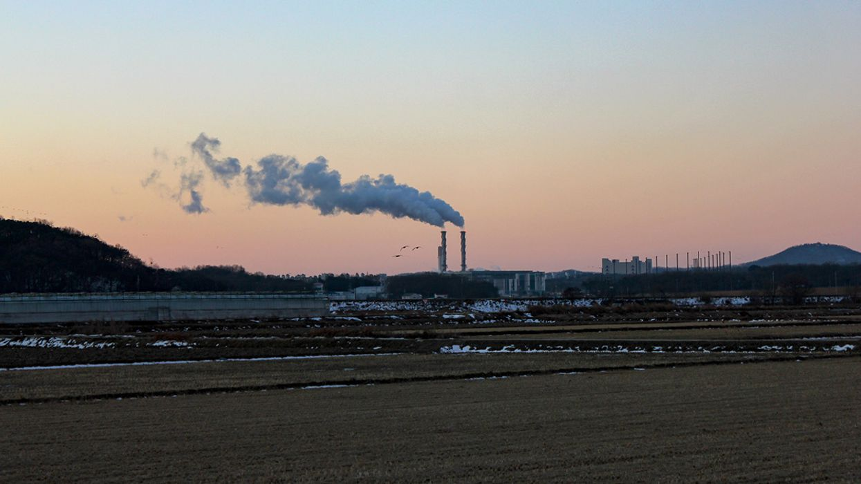 South Korea to Shut Down a Quarter of Its Coal-Fired Plants to Reduce Air Pollution