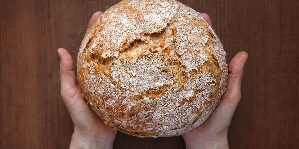 This Home-Baked Bread Can Help You Rise Above Industrial Food