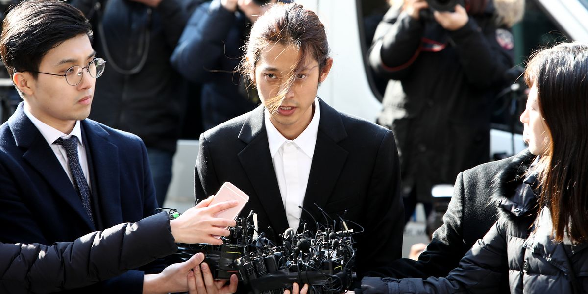 Two K-Pop Stars Sentenced on Gang Rape Charges