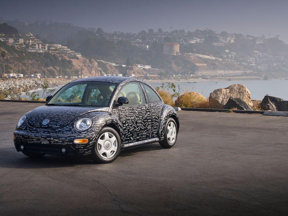 """1998 Volkswagen Beetle """"New Beetle"""""""