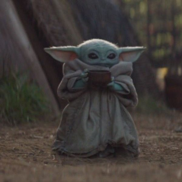 The Latest Baby Yoda Meme Is Here