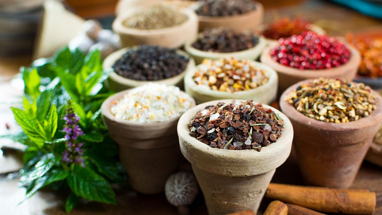 12 Powerful Ayurvedic Herbs and Spices with Health Benefits