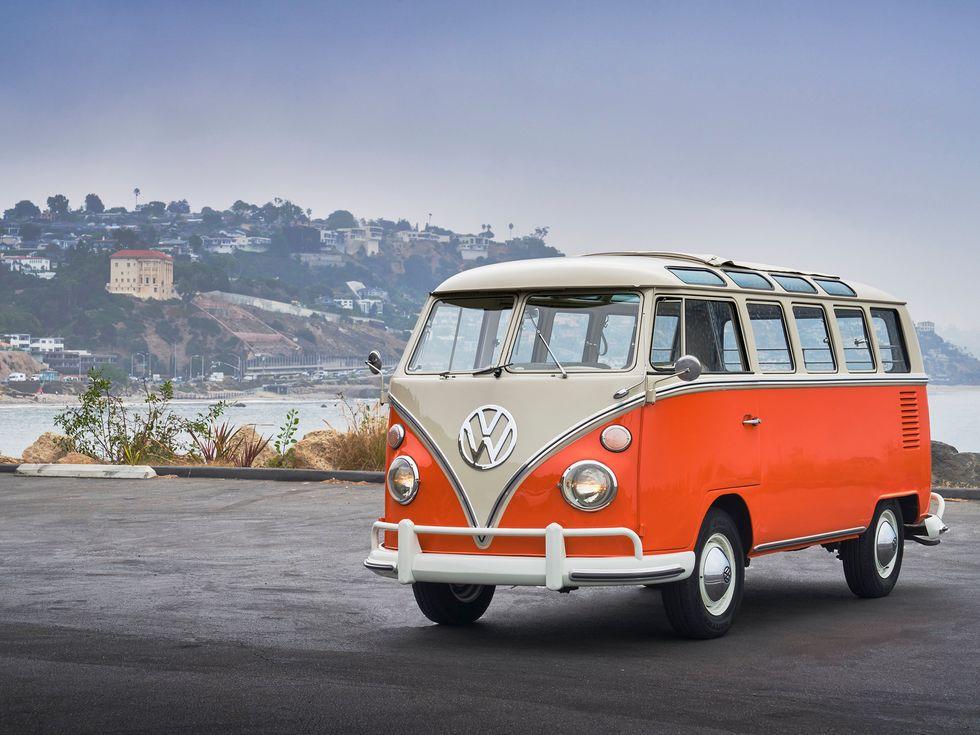 1967 Volkswagen Type 2 Window Bus