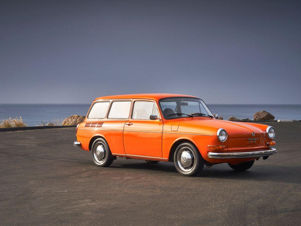 1973 Volkswagen Squareback