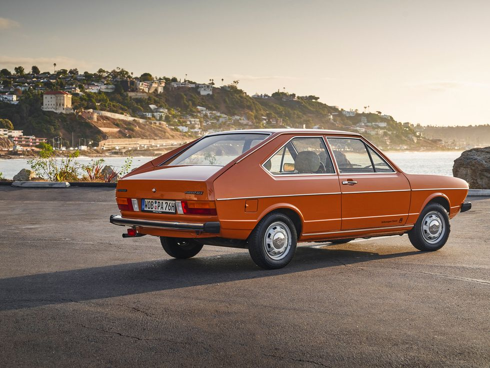 1977 Volkswagen Dasher