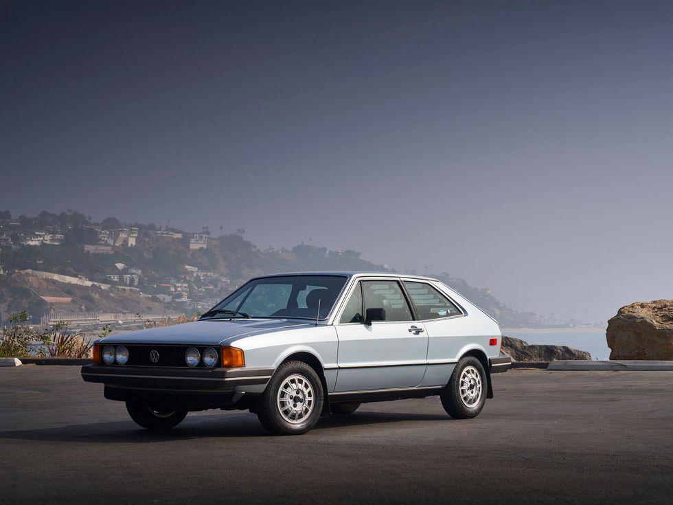 1981 Volkswagen Scirocco