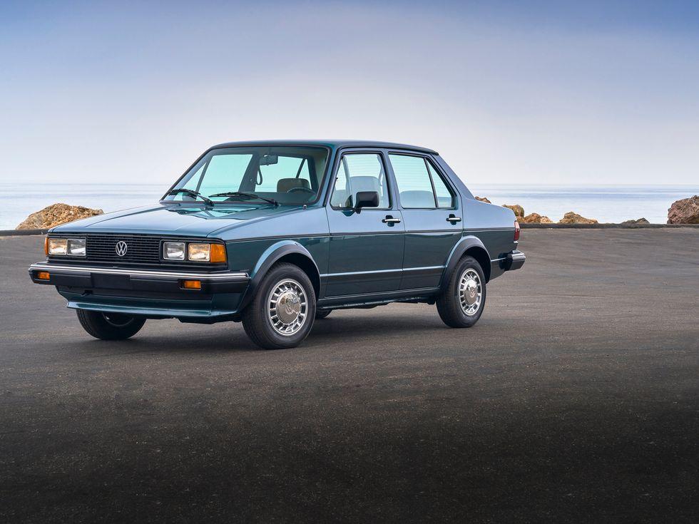 1982 Volkswagen Jetta Mk1