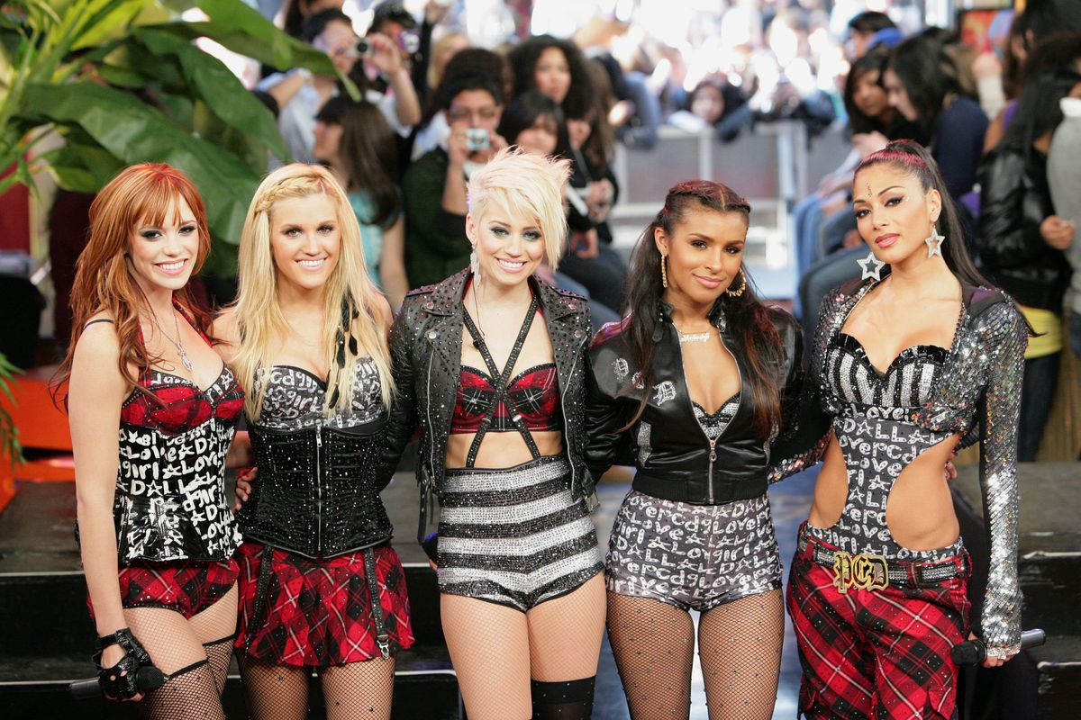 The Pussycat Dolls Are Back