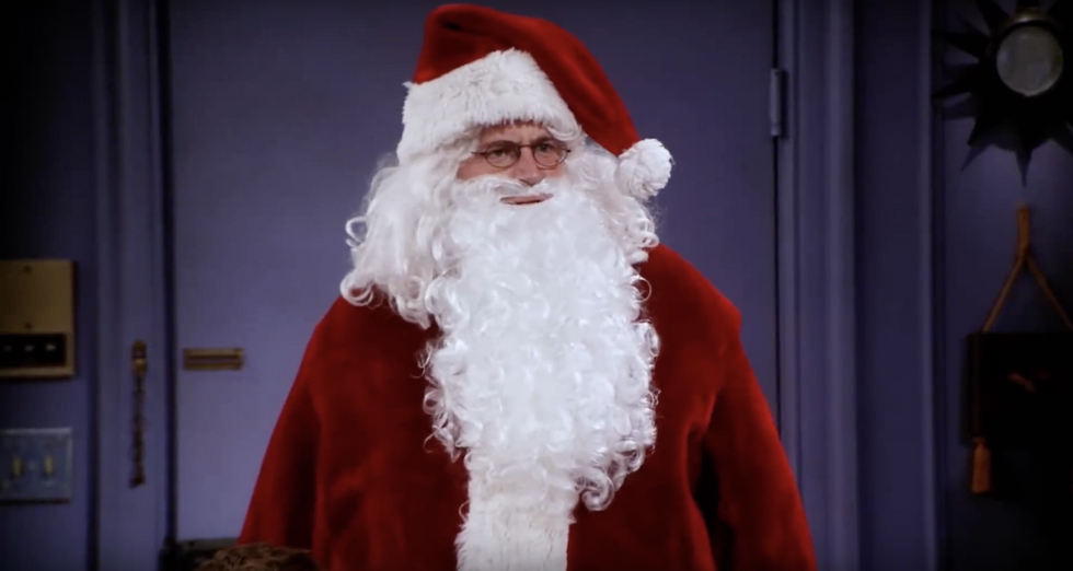 6 Christmas Gift Ideas Based On What 'Friends' Character You Are
