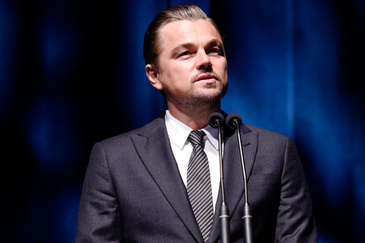 Leonardo DiCaprio Responds to the Brazilian President's Accusations