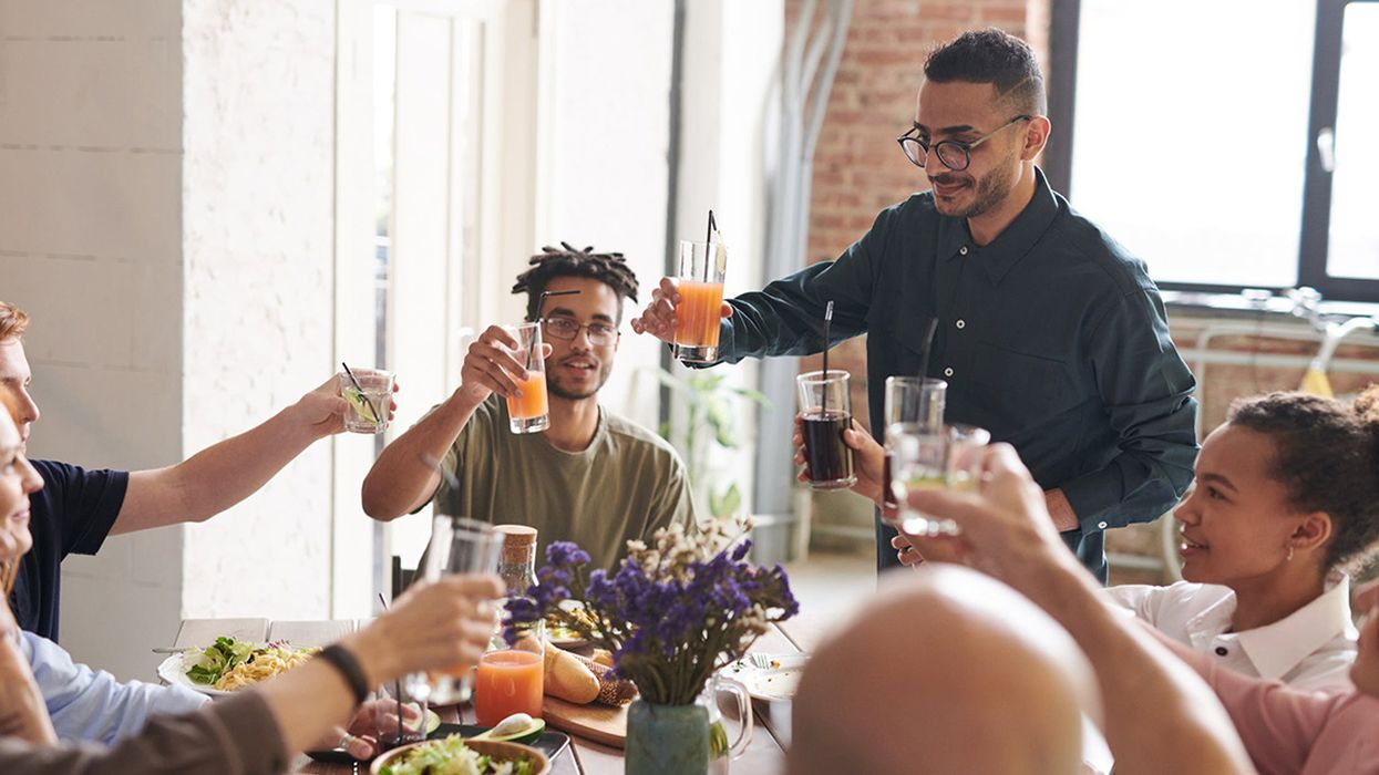 This Season, Focus on Creating Convivial Food Experiences