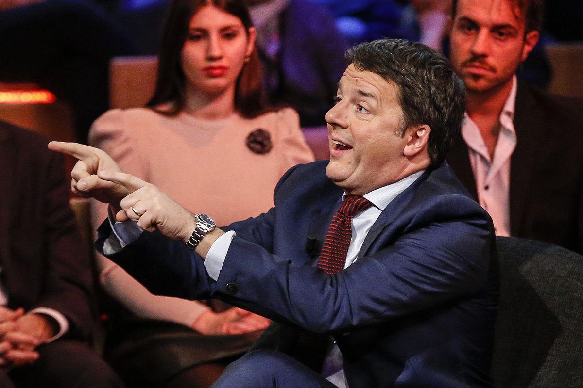 Renzi non accetta l'inchiesta su Open: «Deriva da Paese sudamericano»