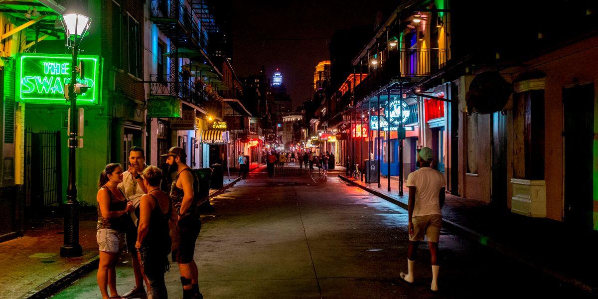 New Orleans Shooting Leaves 10 Injured