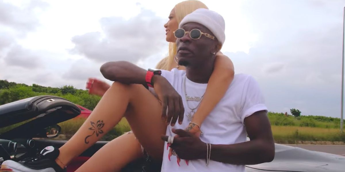 Listen to Shatta Wale's New Single 'Time No Dey'