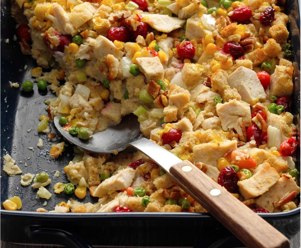 5 Easy Recipes To Make With Leftover Turkey For The College Kid Who's Already Homesick