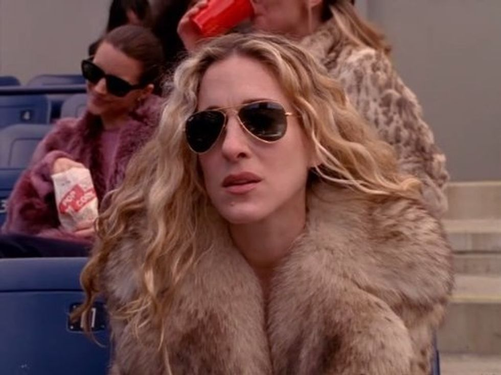 Single And Fabulous: The Case For Carrie Bradshaw