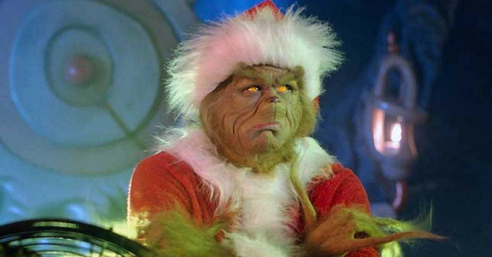 17 Times Jim Carrey's 'The Grinch' Was The Best Way To Describe Your Seasonal Affective Disorder