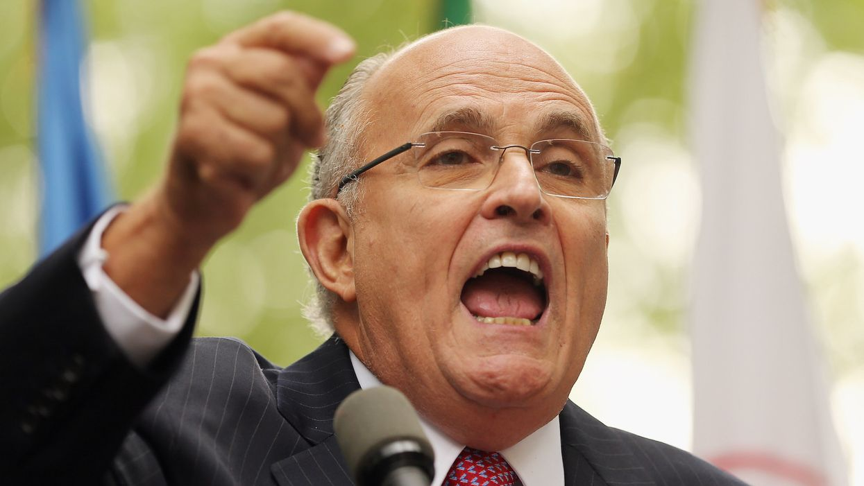 'I am outraged' — Rudy Giuliani threatens to sue Fox News host who called him an 'unethical disaster'
