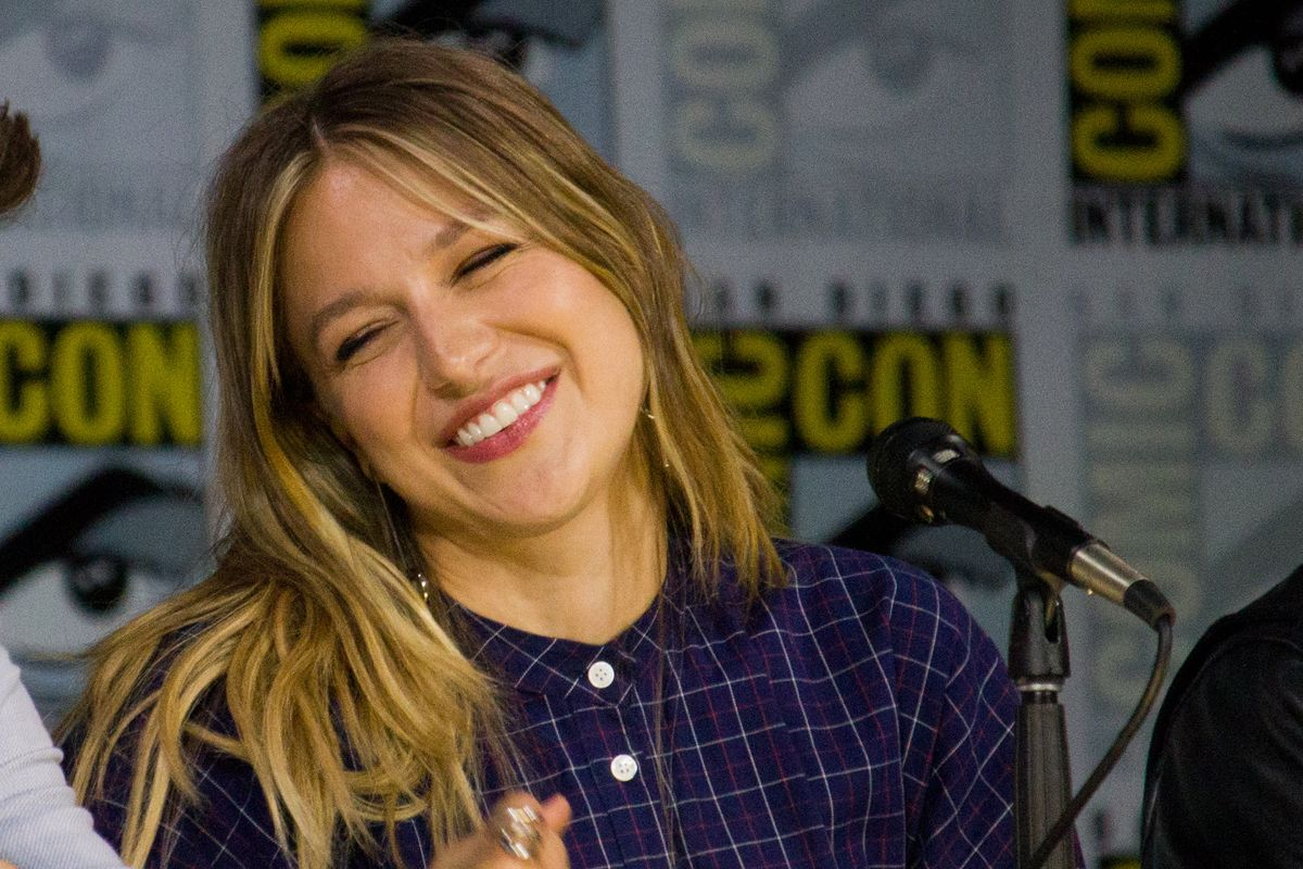 'Supergirl' actress Melissa Benoist opened up about her experiences with domestic violence to 'empower others'