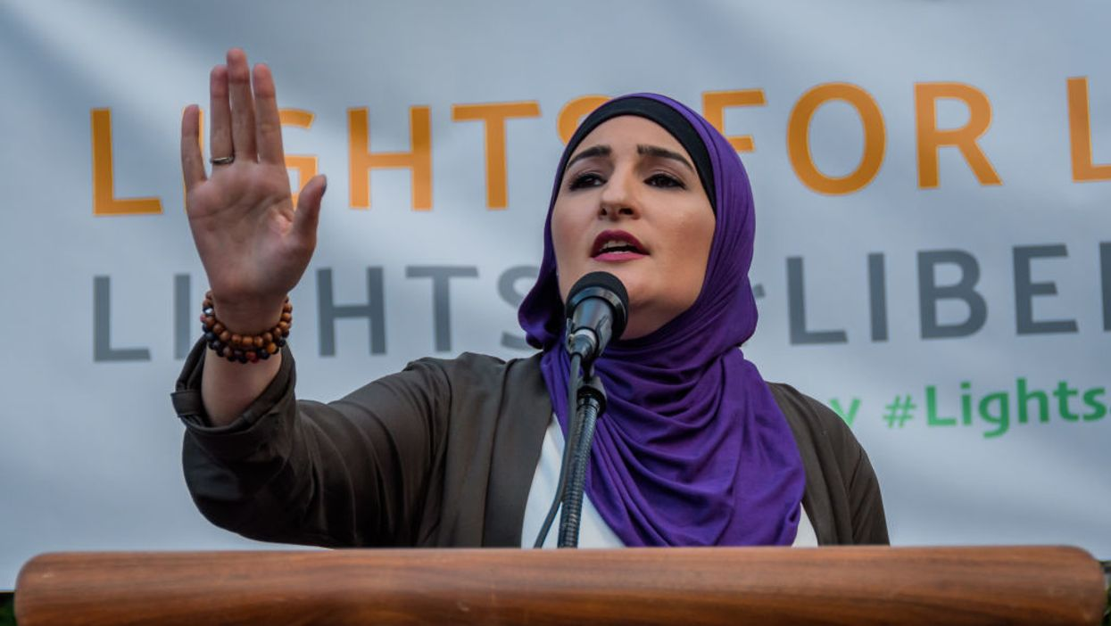 Bernie Sanders surrogate Linda Sarsour says Israel is 'built on the idea that Jews are supreme to everybody else'