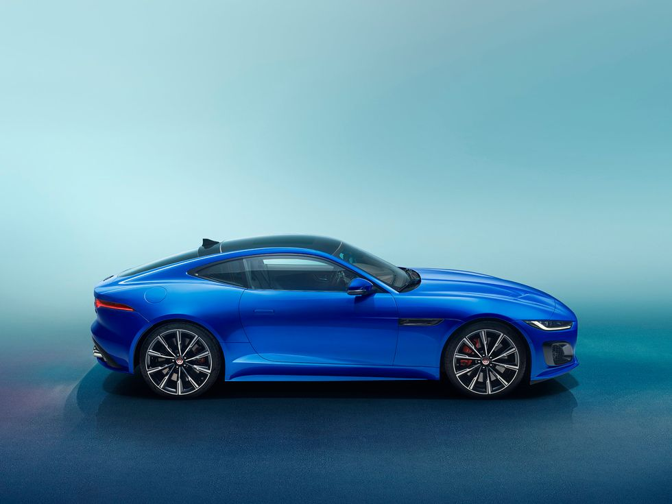 2019 Jaguar F Type Rumors Release Date Redesign >> 2021 Jaguar F Type Automotivemap