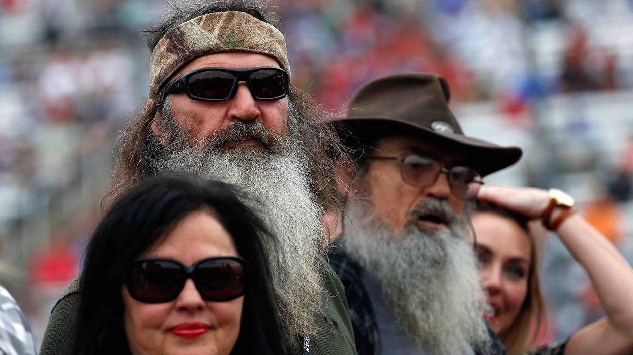 'The devil moved in and he started changing': Kay Robertson reveals the ugly things her family went through before Phil Robertson found Christ