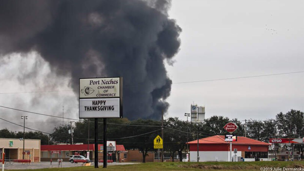 Texas Petroleum Chemical Plant Explosion, and Our Petrochemical 'Collective Suicide'