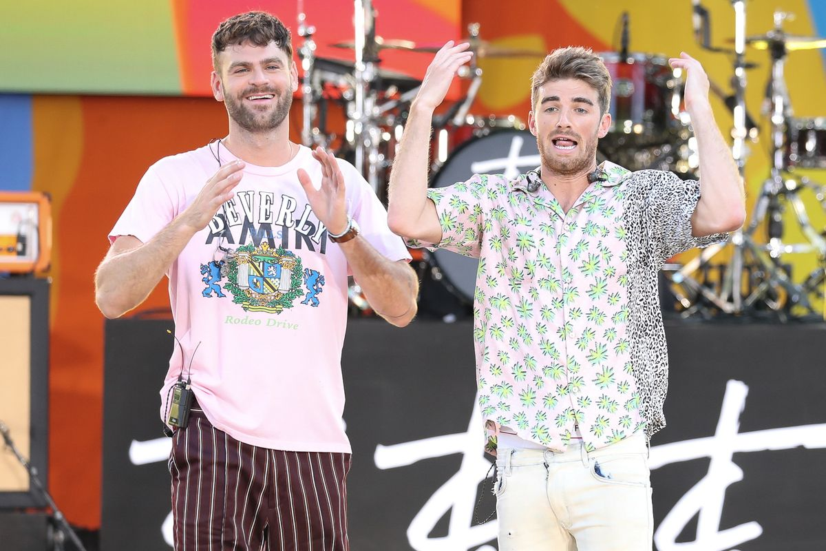 The Chainsmokers and Blink-182 Will Collaborate