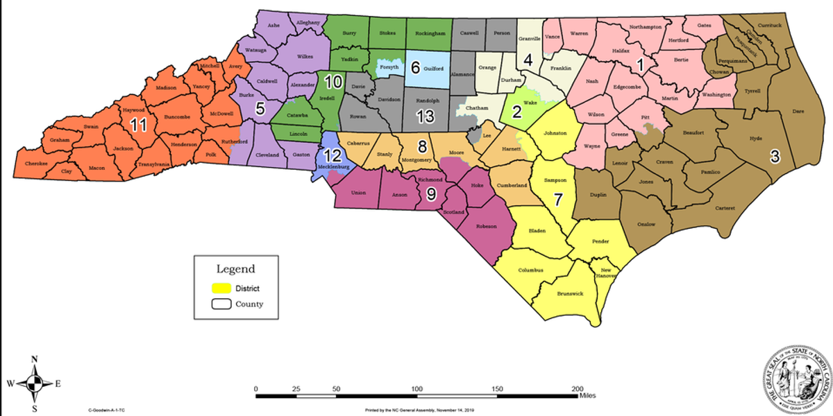 Experts identify the worst examples of gerrymandering - The ...