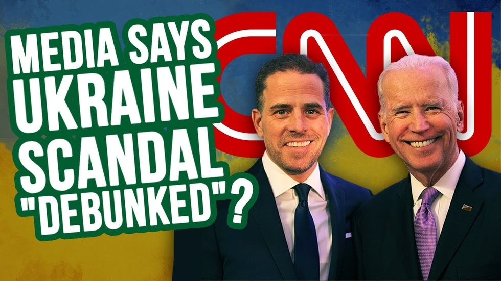 Partner Content - Joe & Hunter Biden, Burisma scandal DEBUNKED? CNN, media work to shift n...