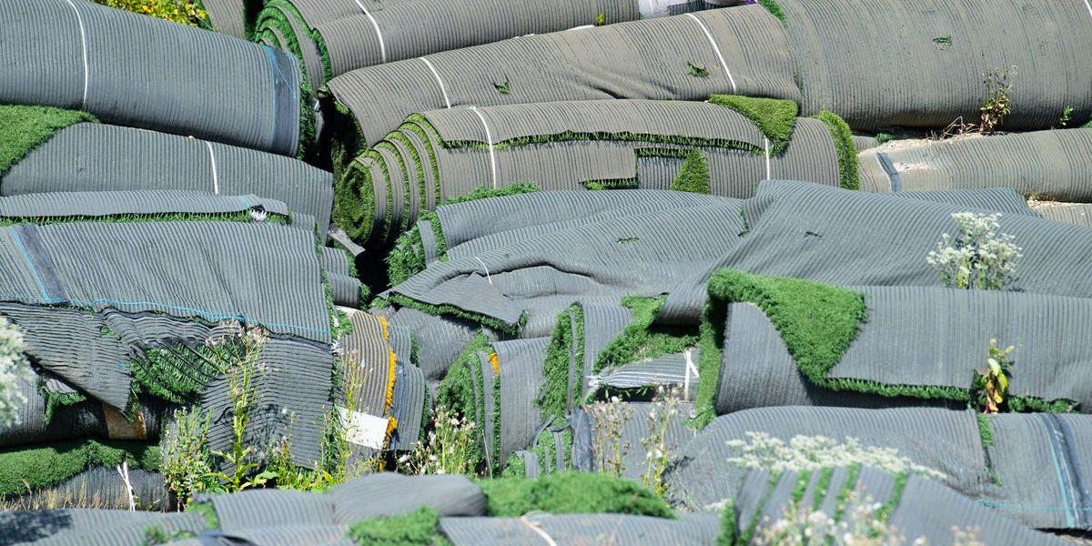 Hidden gotcha in artificial turf installations