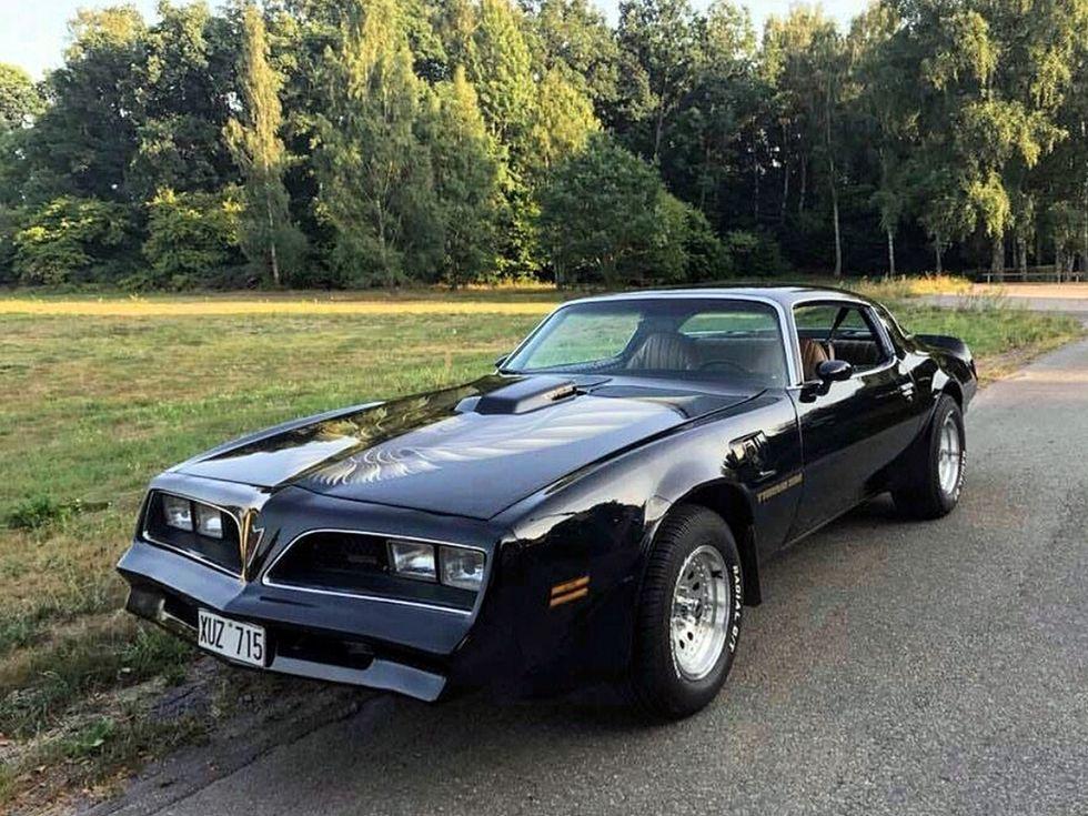1977 Pontiac Trans Am T/A