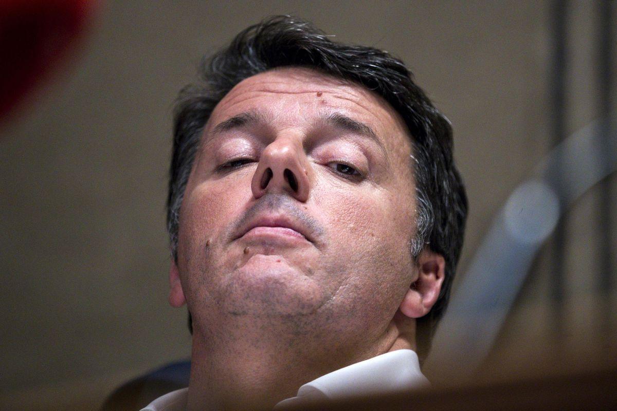 L'Antiriciclaggio: false le causali del prestito a Renzi per la sua villa