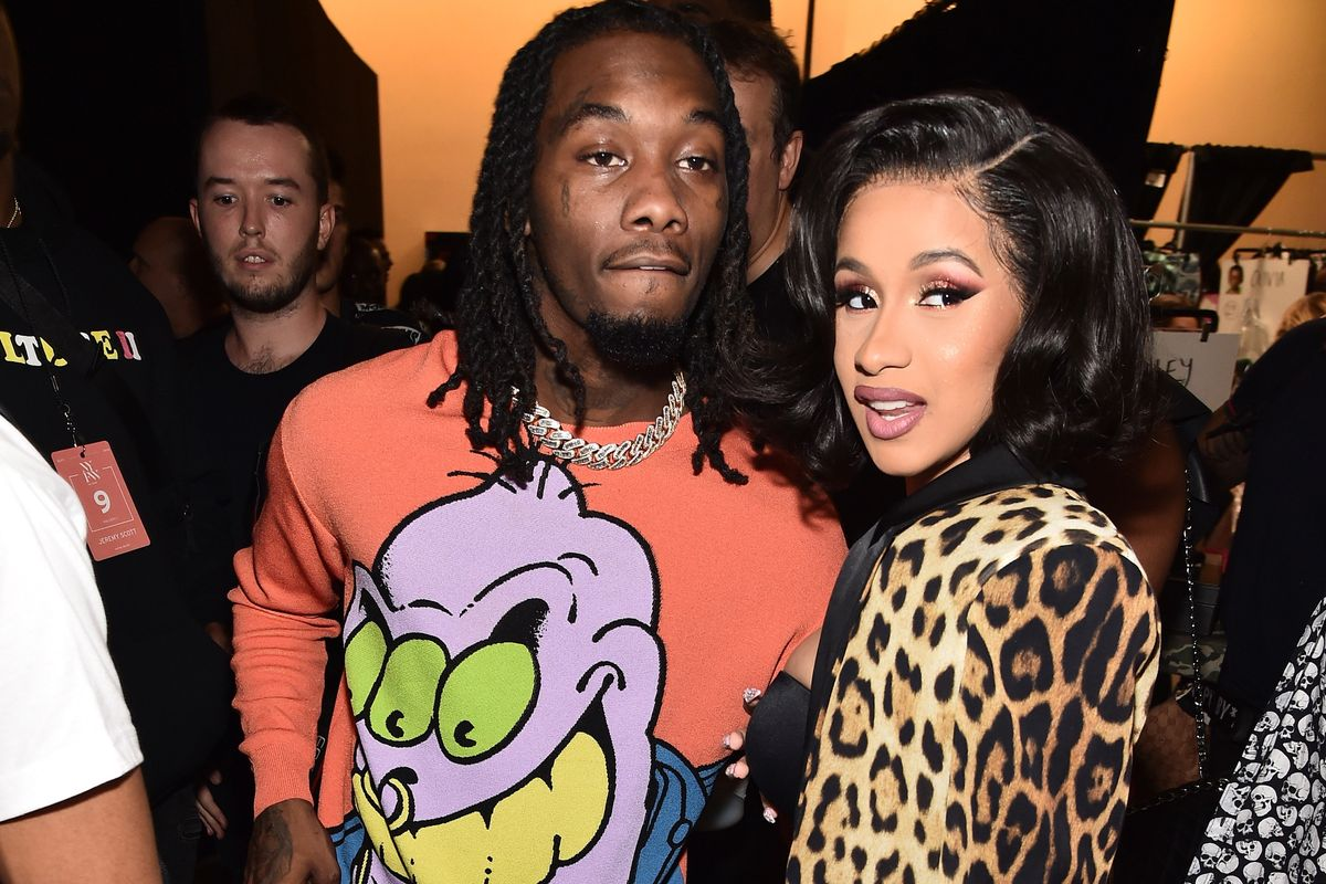 Cardi B Responds to Offset Cheating Rumors After IG Hack