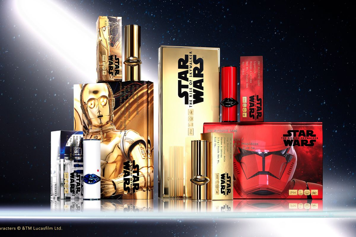 A Star Wars-Themed Pat McGrath Collection Is Coming