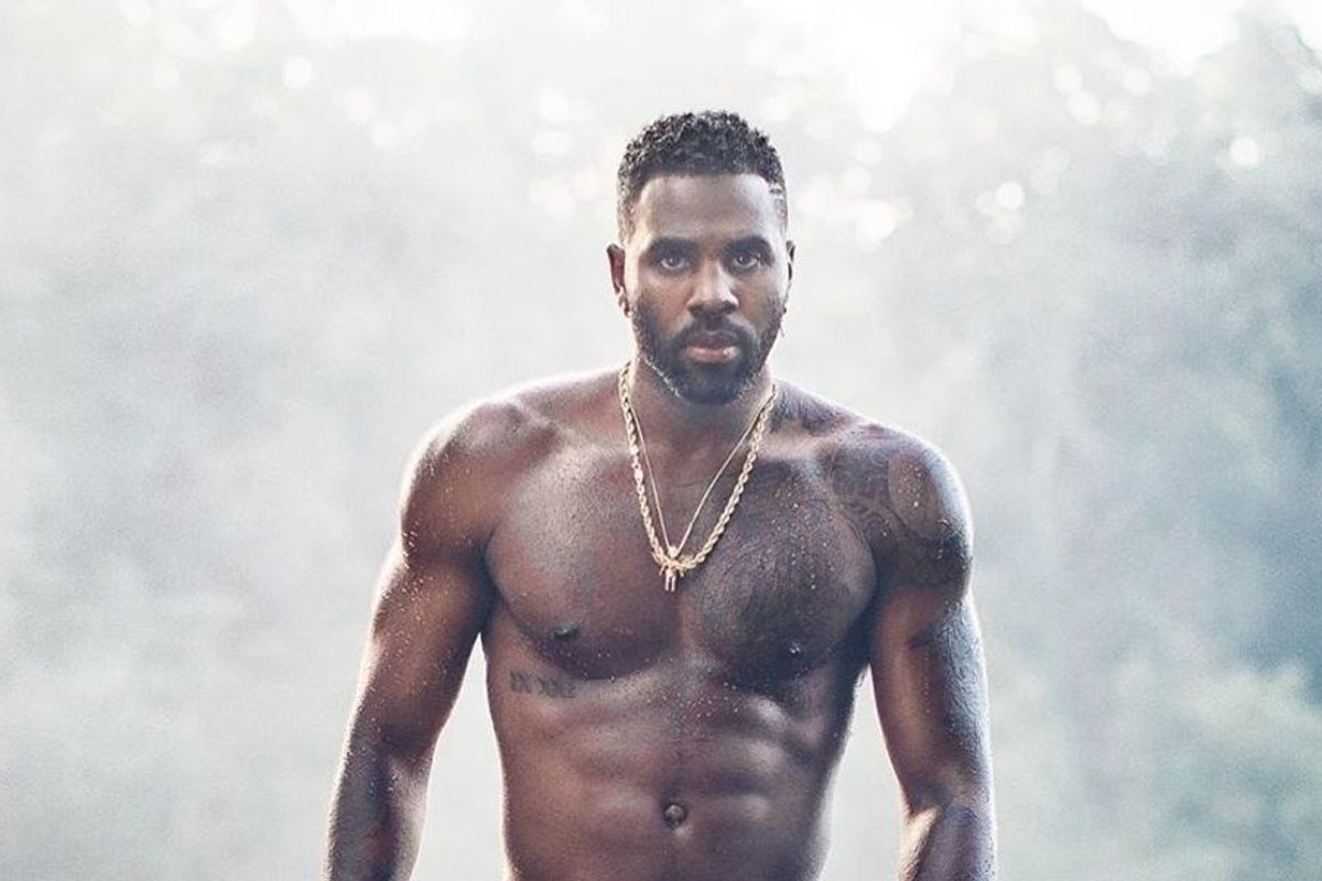 Jason Derulo's Bulge Tragically Removed From Instagram