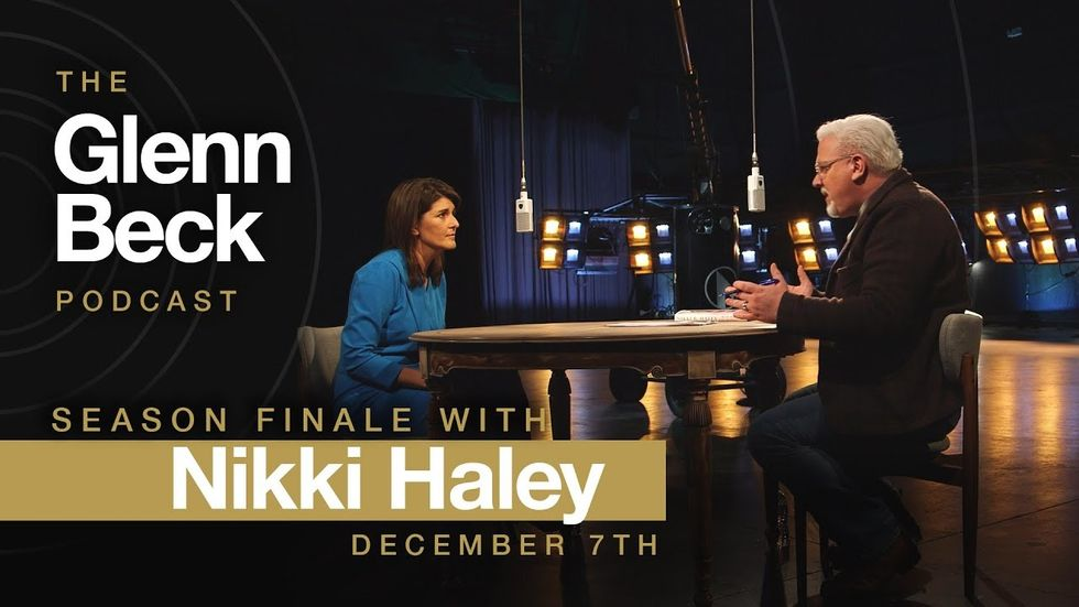 Partner Content - Former Ambassador to UN Nikki Haley on Trump, Ukraine phone call and inv...
