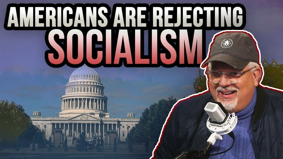 Partner Content - Americans are rejecting socialism, Bernie Sanders, and Elizabeth Warren