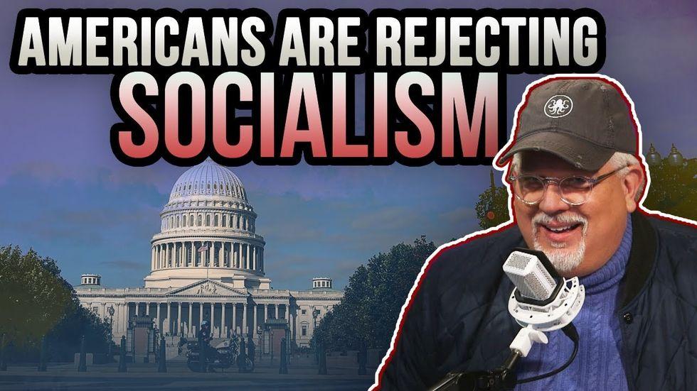 Partner Content - Americans are rejecting socialism, Bernie Sanders, and Elizabeth Warren