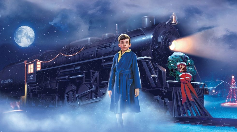 Dissecting The Polar Express