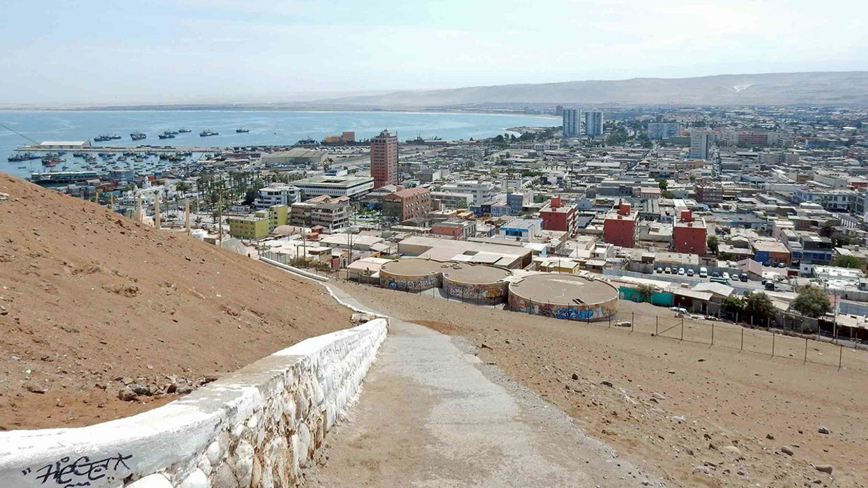 Swedish Toxic Waste Poisons Chilean Community for 30 Years