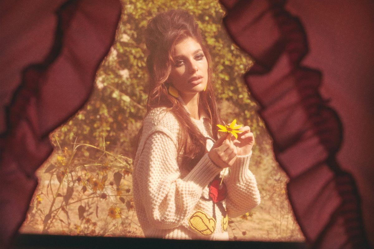 Camila Morrone Can Hold Her Own