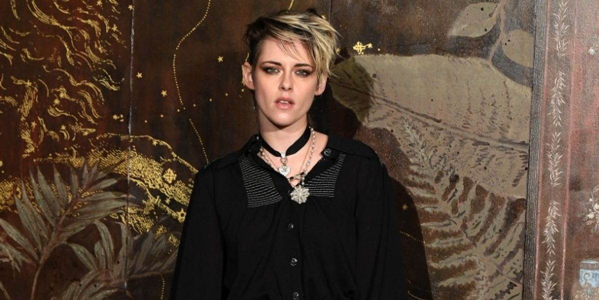 Kristen Stewart Is Making Us Want To Wear Tights And Shorts Again