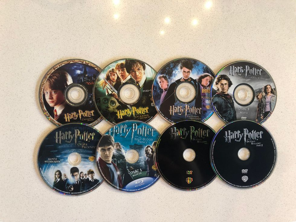 The 'Harry Potter' Movies Ranked Worst To Best