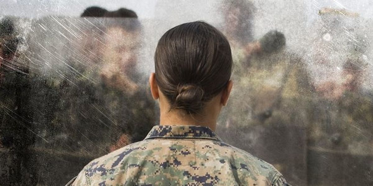 An internal investigation spurred by a nude photo scandal shows just how deep sexism runs in the Marine Corps