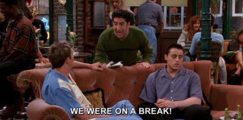 Dear Thanksgiving Break, We Were On A Break