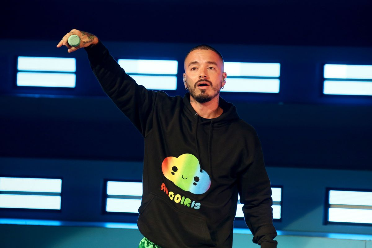 J Balvin Voices Support For Colombia's Anti-Government Protestors