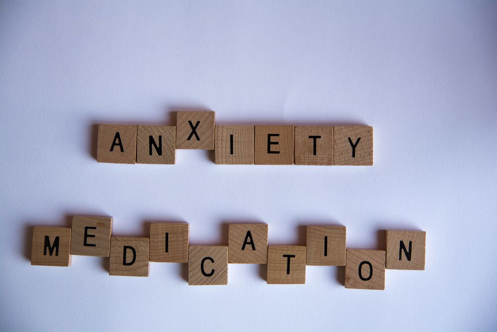 Anxiety medication, Anxiety attacks, Anti anxiety