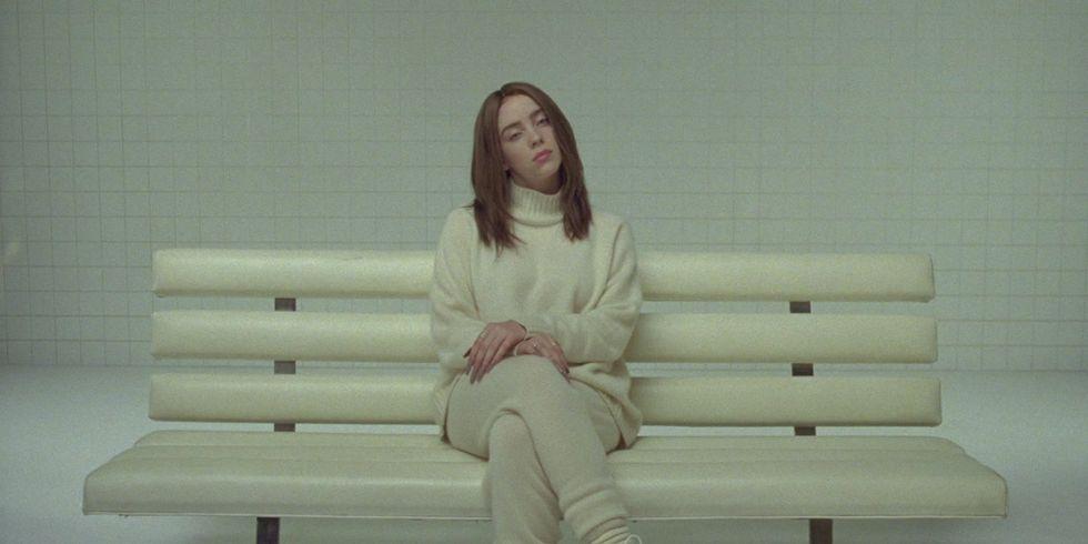 """Billie Eilish Goes Brunette For Self-Directed """"Xanny"""" Music Video"""