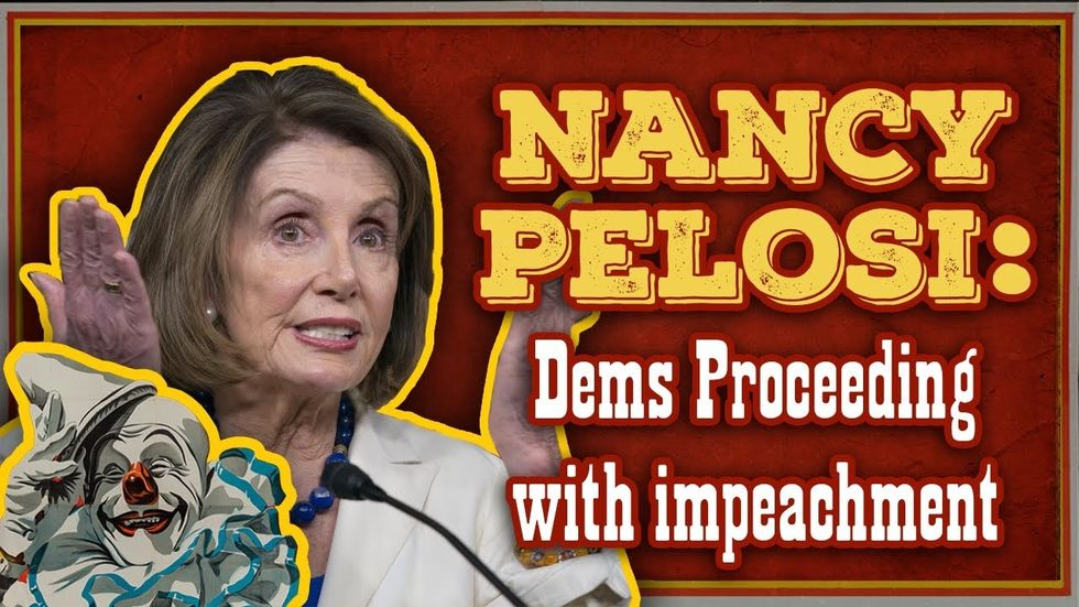 Partner Content - Nancy Pelosi's LEAST sincere presser ever will make your eyes EXPLODE
